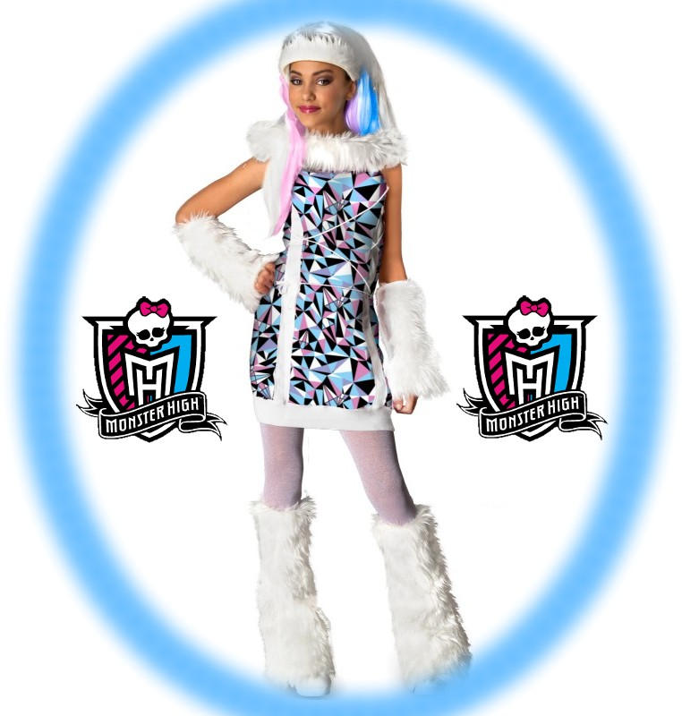 Abbey Bominable Monster High Costume  sc 1 st  Cool Stuff That I Find & Abbey Bominable Monster High Costume | Cool Stuff That I Find