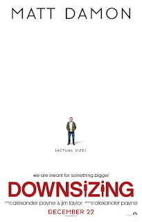 Downsizing 2017 Movie (English) BRRip 720p [1GB]
