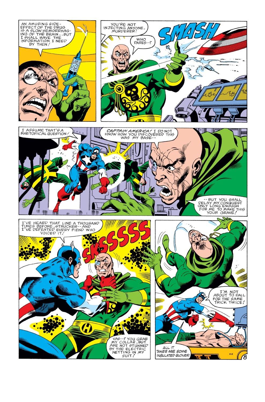 Captain America (1968) Issue #274 #190 - English 9
