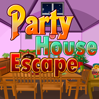 EnaGames Party House Escape Walkthrough