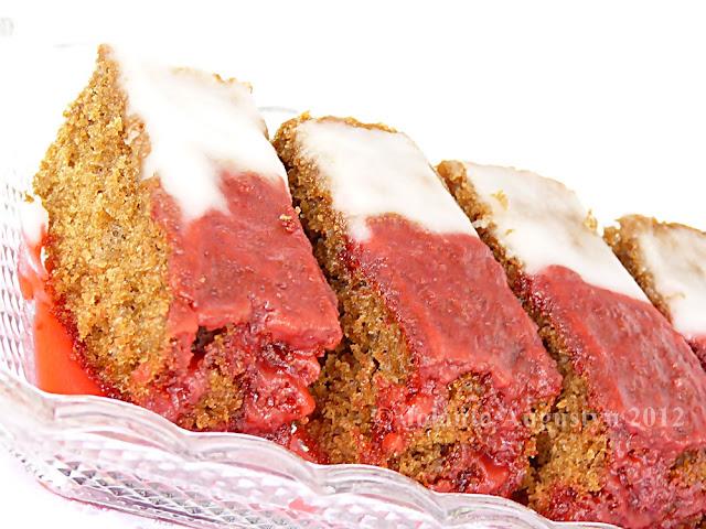 ciasto z kawa zbożową