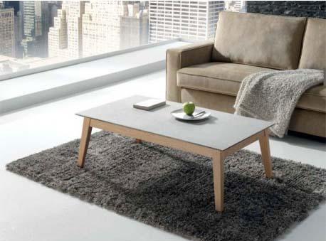 Arte h bitat tu tienda de muebles mesa centro nordic de for Mesas de centro baratas