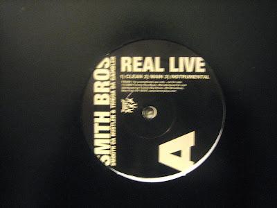Smooth Da Hustler & Trigga Da Gambler – Real Live / Smith Bros (Promo VLS) (2000) (320 kbps)