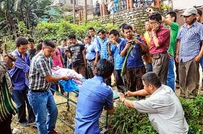 Three murder in Reli Samathar under Charkhol Sunuwar Gaon kalimpong