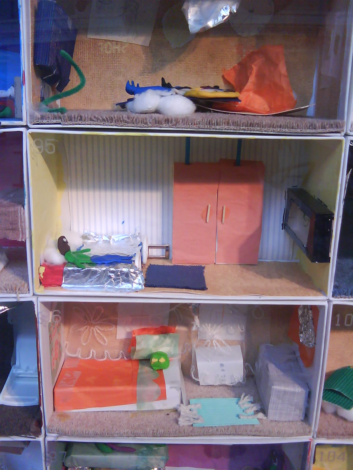 Living Room Short Film Hannah Moore