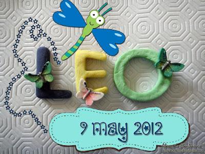 Leo May 9 2012