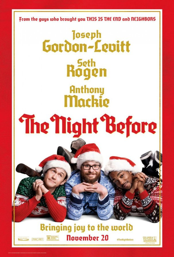 The Night Before Full Movie Free - MOVIEZOOS.COM