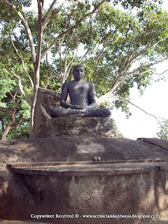 Sankapala Tempel Buddha