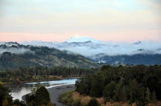 La Junta, Aysen, Patagonia, Chile
