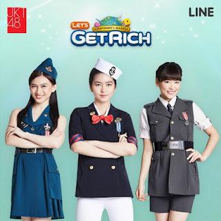 JKT48 - Let`s Get Rich Stafaband Mp3 dan Lirik Terbaru