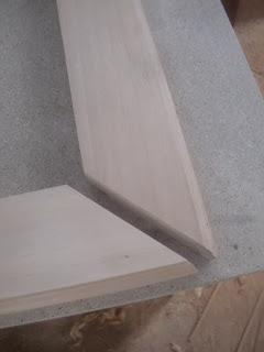 estas dos piezas las tomare como ejemplo para hacer otra unin en el caso de hacer un cuadro de madera lo malo de esta unin es que se puede ver la