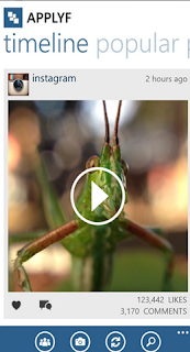 aplicacion inpic instagram