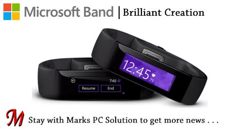 Microsoft Band Image