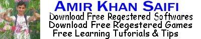 Download Free Registered Softwares & Games