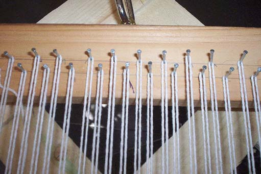 Cheap Twills: Make your own frame looms