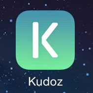 logo kudoz tinder emploi job travail app application esteban