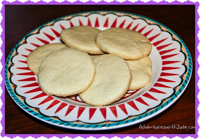 Christmas sugar cookie dairy gluten soy free