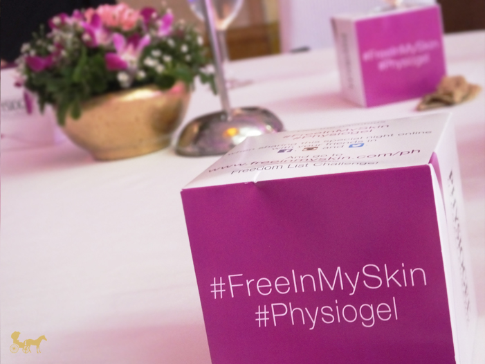 Free in my skin. Physiogel