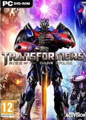 Transformers: Rise of the Dark Spark PC Download