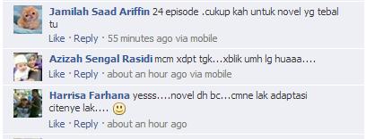 Ariana Rose - Adakah drama akan sama dengan novel 100%???