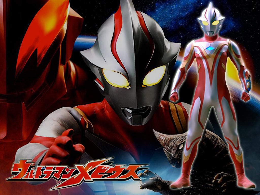 Ultraman Mebius Ultraman Mebius (Mebiu...