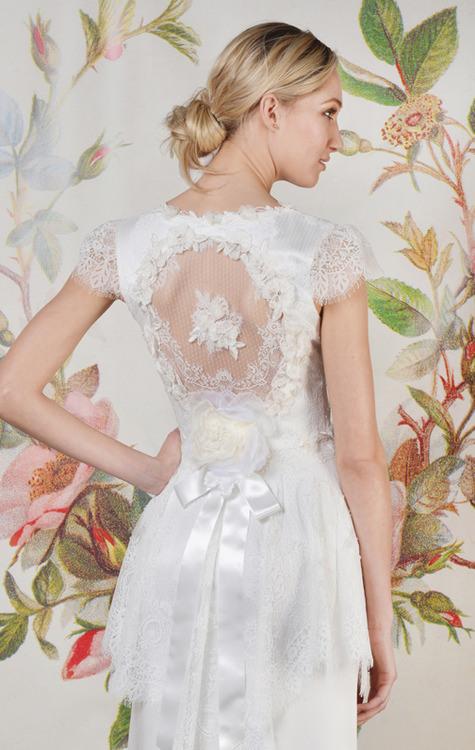 Vestidos de novia 2014 Claire Pettibone | Bodas