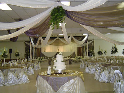 INTERIOR DECORATING IDEAS: WEDDING INTERIOR DESIGN