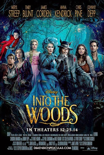 Into the woods (BRRip 1080p Dual Latino / Ingles) (2014)