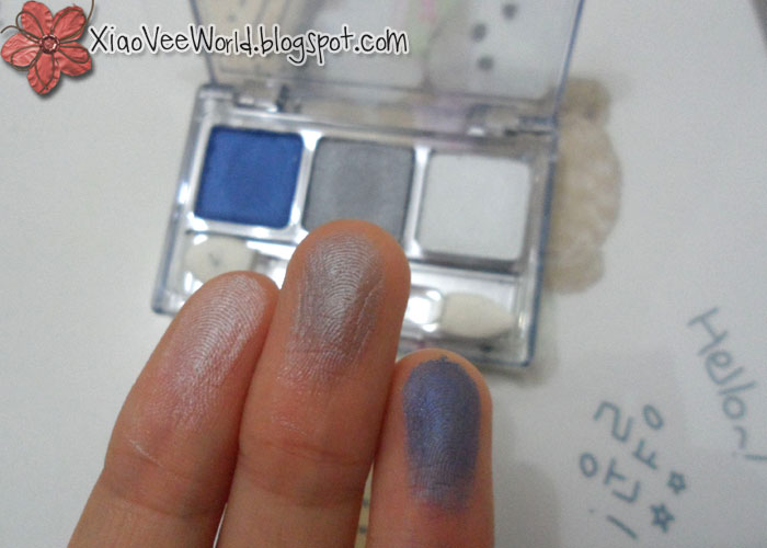 Xiao Vee Indonesian Beauty Blogger Wardah Eyeshadow Review