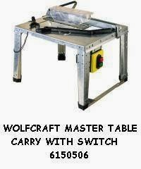 Skl diy uptown wolfcraft master table carry with switch for Table wolfcraft