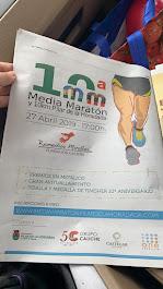 27/04/2019 X MEDIO MARATÓN PILAR DE LA HORADADA