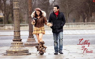 Ishkq In Paris HD Wallpaper Hot Preity Zinta, Rhehan Malliek