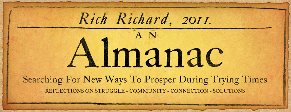 Rich Richard&#39;s Almanac