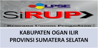Sistem Informasi RUP Kab Ogan Ilir
