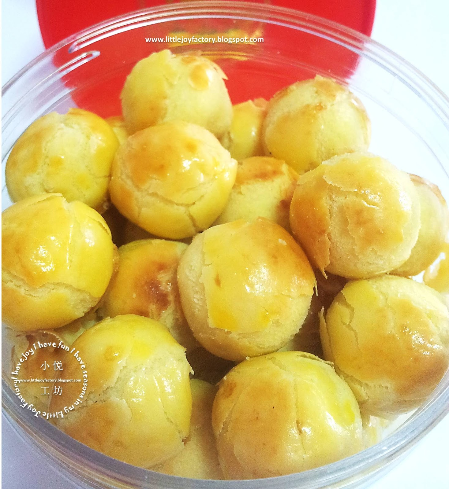 PINEAPPLE TARTS (CLOSED- VERSION)
