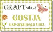 GOSTJA V CRAFT-ALNICI