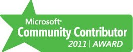 Microsoft Community Award
