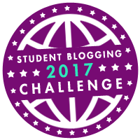 March 2017 Student Blogging Challenge