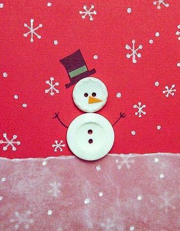 Etiquetas y tarjetas navide as para regalos lodijoella - Hacer una postal de navidad ...