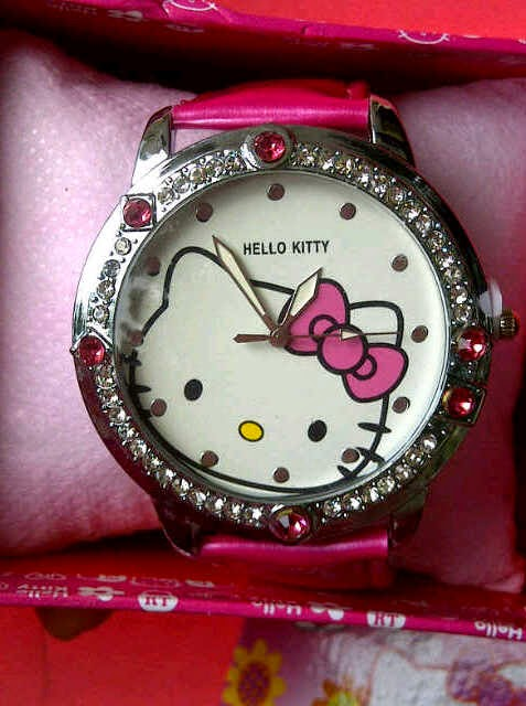 Hello Kitty Lovers Indonesia Jam Tangandindingweker