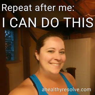 Repeat after me: I can do this!