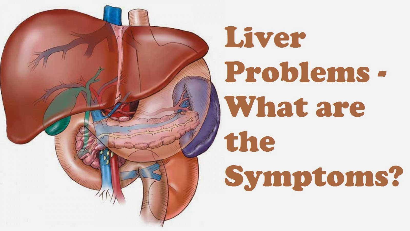 Liver Problems What Are The Symptoms Medimiss