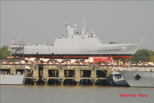 Myanmar FAC 491