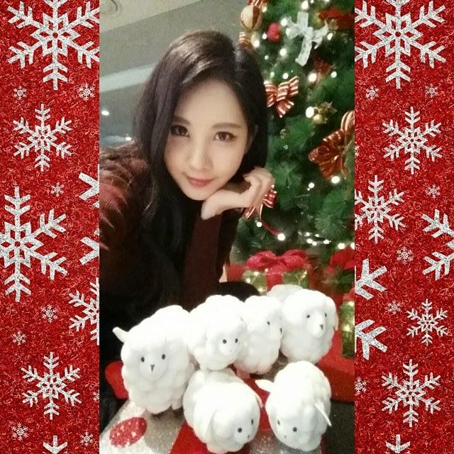 Seohyun Christmas