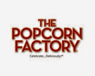 Enter The Popcorn Factory Towers of Delight II Giveaway. Ends 8/30.