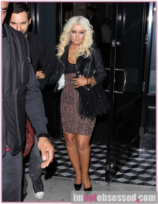 Is Christina Aguilera's Boyfriend Matt Rutler Encouraging Her To Gain Weight? » Gossip | Christina Aguilera
