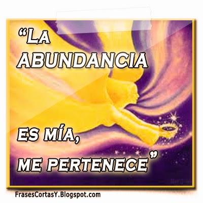 Afirmaciones de Abundancia | Es Mia