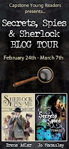 Secrets, Spies and Sherlock Blog Tour