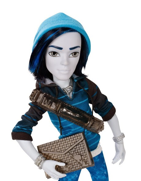 TOYS : JUGUETES - MONSTER HIGH  New ScareMester - Invisi Billy : Muñeco | Doll  Producto Oficial 2014 | Mattel BJM44 | A partir de 6 años