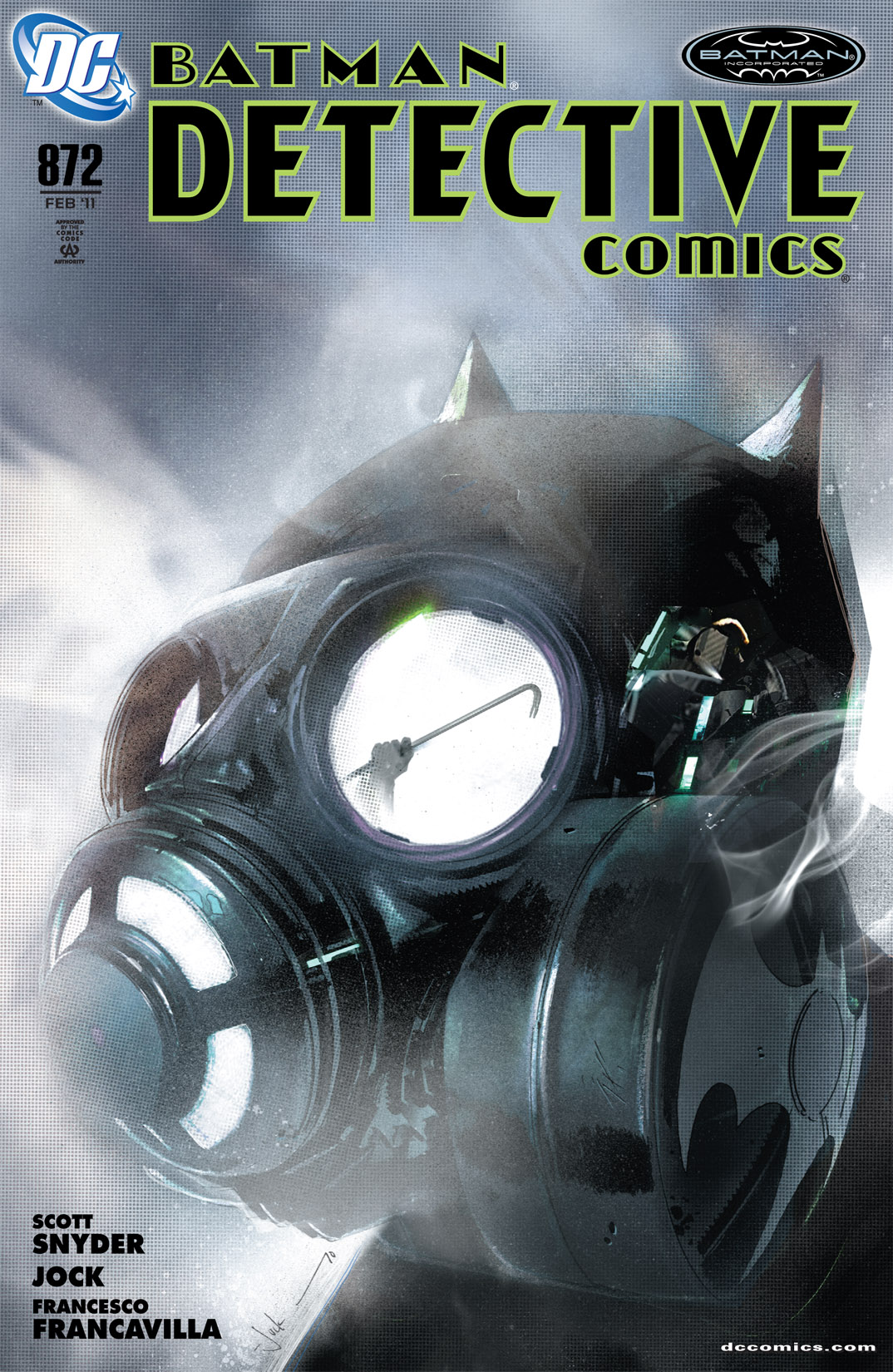 Detective Comics (1937) 872 Page 1